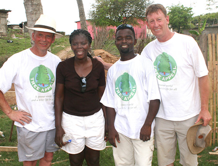 Tree Appeal in Ghana